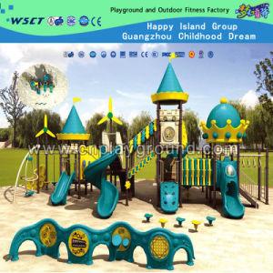 Cheap Amusement Park Equipment Castle Outdoor Playground (HA-05701) pictures & photos