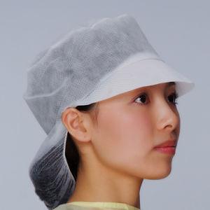 Xiantao Hubei MEK Disposable Non Woven Snood Cap pictures & photos