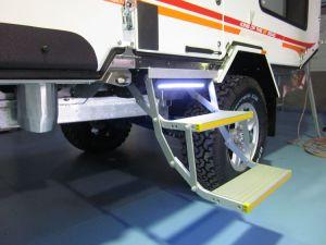 CE Motorhome Electric Folding Step (ES-F-D-450*150) Loading 200kg pictures & photos