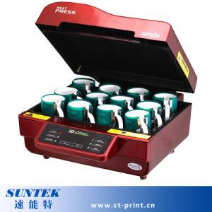 High Quality 3D Vacuum Sublimation Heat Press Transfer Machine pictures & photos