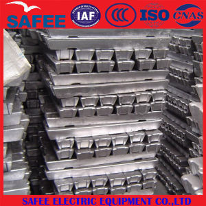 China High Purity Zinc Ingot (Zn 99.995) with SGS/CIQ Certificate - China Zinc Ingot, Zn 99.995 pictures & photos