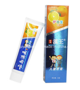 Herbal Toothpaste for Kids′use