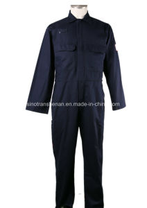 Nfpa2112 Fr Fire Retardant Coverall pictures & photos
