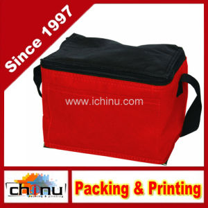 Non Woven Insulated Cooler Lunch Bag (920075) pictures & photos