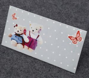 Custom Printing Envelope for New Year Greeting Card pictures & photos