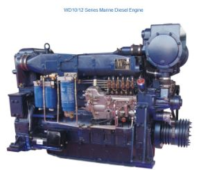 Weichai Steyr WD10 Series Marine Diesel Engine for Fishing Baot pictures & photos