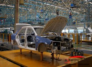 The Car Frame Welding Production Line pictures & photos