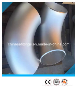 Seamless 90 Degree A403 Wp304L Stainless Steel Stock Elbow pictures & photos
