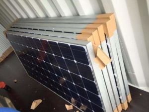 250W Photovoltaic Power Monocrystalline PV Panneau Solaire Panel pictures & photos