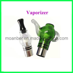 2014 Glass Globe Vaporizer for Dry Herbs & Wax Vaporizer Match EGO Evod Battery
