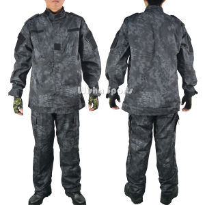 Army Uniform Sale Hot in Kryptek Typhon Camo V2 Field Combat Tactical Army Camouflage Uniform pictures & photos