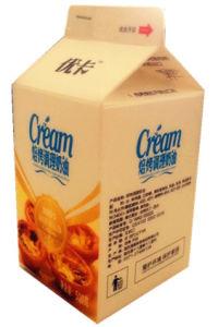 500g Gable Top Carton for Baking Cream pictures & photos