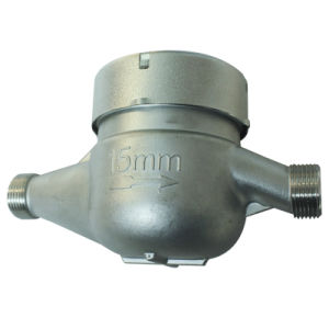 Stainless Steel Water Meter Body