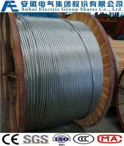 Robin/Aw, ACSR/Aw, Aluminum Conductor Aluminum Clad Steel Supported