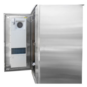180W/K Heat Exchanger for Outdoor Telecom and Battery Cabinet -48V pictures & photos