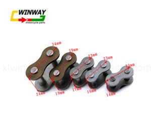 Ww-5238, Motorcycle Parts, 420, 428, 530, 630, Motorcycle Chain Lock, pictures & photos