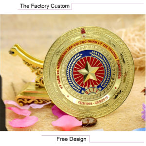 Commemorative Plate About Promotion Gift Customized pictures & photos