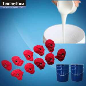 Pouring Silicone Rubber for Mould Making Climbing Holds pictures & photos