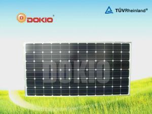 300W Mono-Crystalline Solar Panel in China pictures & photos
