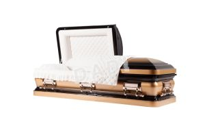 American Style Steel Casket (16179056) pictures & photos