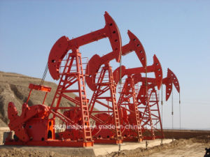 API C Reciprocating Downhole Pump Double Horse Head Pumping Jack pictures & photos
