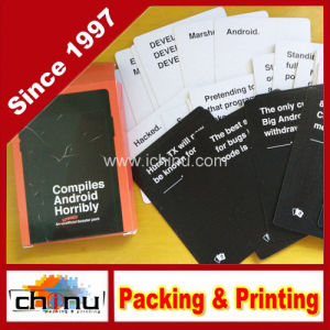 OEM Custom Playing Cards Game Cards (431019) pictures & photos