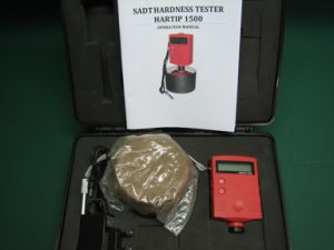 Integrated Portable Hardness Tester Hartip1500 pictures & photos
