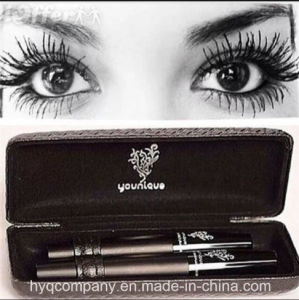 Fashionable Eye Makeup 3D Mascara 2PCS Combination Package Make Your Eyelash Thicker and Longer Mascara pictures & photos