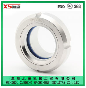 Dn40 Stainless Steel Ss304 Hygienic Union Type Sight Glass pictures & photos