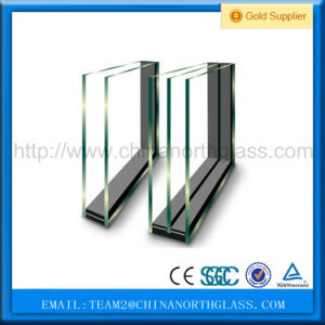 6mm/12air/6mm Tempered Low E Insulating Glass Panels pictures & photos