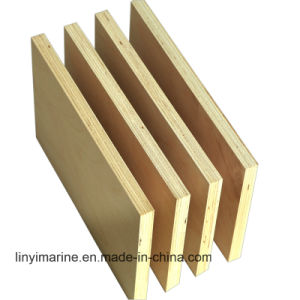 9mm, 12mm, 15mm, 18mm White Birch Plywood pictures & photos