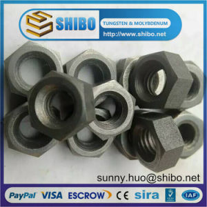 High Quality Molybdenum Scerws, Mo Standard Parts pictures & photos