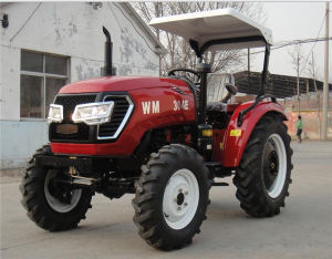 China Tractor Manufacturer 30HP Mini Tractor with Farm Tools pictures & photos