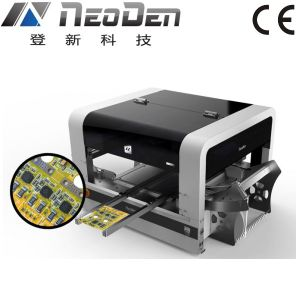 Neoden 4 Pick& Place Machine with Conveyor Connector Automatic SMT Line pictures & photos