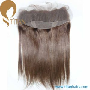 "13""X4"" Indian Virgin Human Hair Lace Frontal Hair Pieces for Women pictures & photos"