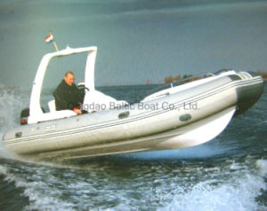 Rigid Fiberglass Rib580 Inflatable Boats Ce pictures & photos