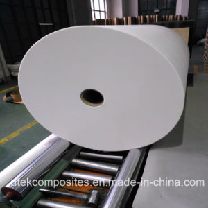 Thickness 0.3mm Fiberglass Tissue Fiberglass for Battery pictures & photos