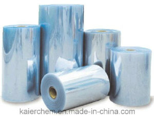 Glass Clear PVC Film for Blister Packing 300micron pictures & photos