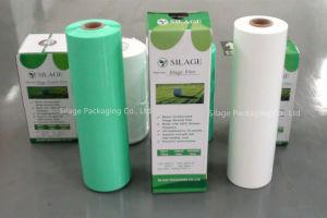Lietuva Baltos Spalvos Rulonavimo Plevele Silage Baling Wrapping Film pictures & photos