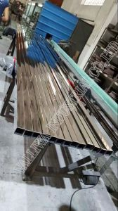 Stainless Steel Pattern Pipe pictures & photos