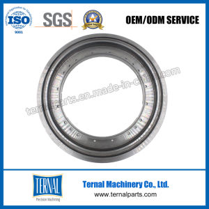 Custom CNC Machining Parts Manufacturer for Alloy Steel Flange pictures & photos