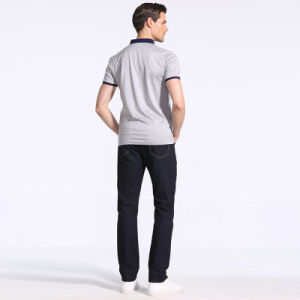Wholesale Branded Polo T Shirt 100% Cotton Fashion Plain Golf Polo Shirt for Men pictures & photos