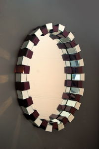 Design Wall Art Craft Mirror and Modern Wall Mirror (XGJ053)