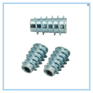 Steel Set Screw with Zinc and Yellow Zinc pictures & photos