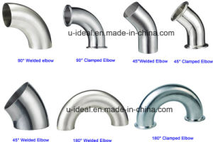 Welded Elbow-Pipe Fitting-90 Degree Bend pictures & photos