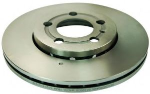 Brake Disc (186603) pictures & photos