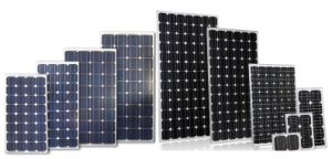 Monocrystalline Silicon 250W Solar Module with High Efficiency pictures & photos