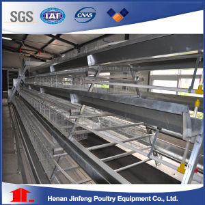 High Quality Poultry Equipment Cages for Breeder Chicken Cage pictures & photos