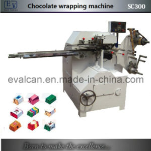 Square Chocolate Fold Packing Machine (SC300) pictures & photos