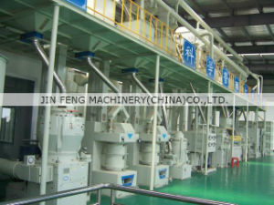 100TPD Rice Mill Project
